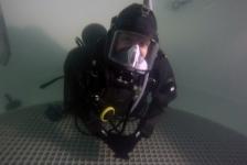 Wetenschappelijk onderzoek: zuurstofschade aan de longen bij marineduikers