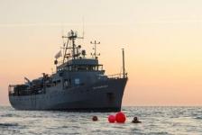 Expeditieteam terug naar Noordzee