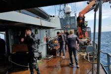 Expeditie Doggersbank 2019 – Serieus op zoek