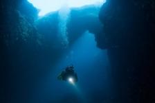 Favoriet in Kroatië: Blue Hole – Korčula