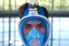 Test snorkelmaskers: Freebreath