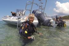 Arie Hoekman – Duiken op Corsica