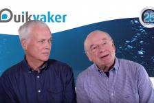 Duikvaker 25 jaar – Bert van Brienen en Harry Drost