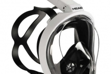 Test snorkelmaskers: HEAD Sport