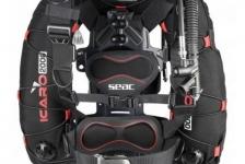 Test: ICARO 2000 lichtgewicht trimvest van Seac