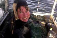 Linda Ferwerda – False Bay, Zuid-Afrika