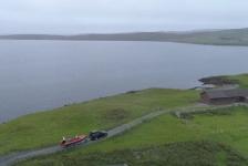 Vlog 'In de Noordzee' – Naar Shetland