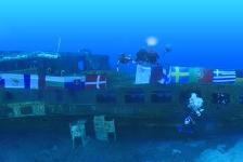 Malta week lang het ontmoetingspunt voor Europese duikers