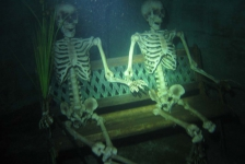 Malini Witlox – Pirates of the Caribbean onder water bij Nullzeit