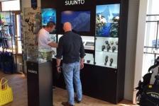 Moby Dick Nieuwegein – het zesde  Suunto Experience Center van de Benelux