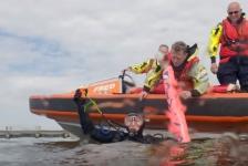 ONK Onderwatervideo 2018 – KNRM zoekt duiker van Bas Brand