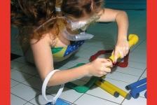 Spelenderwijs leren snorkelen