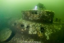 Nederlandse Noordzee-duikers identificeren Engelse onderzeeboot uit Eerste Wereldoorlog
