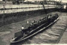 Duikers vinden Franse onderzeeër eeuw na ondergang