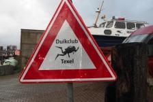 Marloes Otten – Duiken op de Reede van Texel
