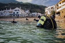 Jurjen Balkema – Winterduiken aan de Costa Brava