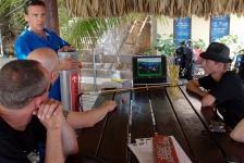 Mirjam van der Sanden – De lionfish-hunt