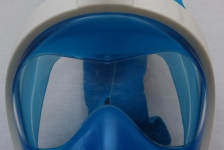Snorkeling mask test: Penovo Seaview 180 Blue
