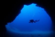 Lanzarote – In het diepe blauw