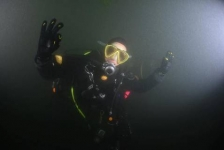 Sandra Boerlage – Leren over onderwaterbiologie