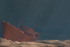 In beeld: Reconstructie van hulpverlening na duikongeval op Noordzee