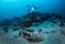 Duikers vinden Romeins schip in Kroatië