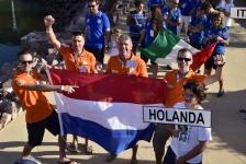 WK 2017 – Paraderen