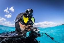 Heads Up met de Galileo HUD duikcomputer van Scubapro