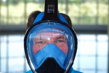 Test snorkelmaskers: Sea Turtle Deluxe