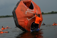 Training Survival at Sea bij Scuba-Academie