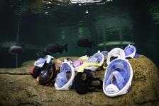 CO2-opbouw in snorkelmaskers – hoe zit dat?