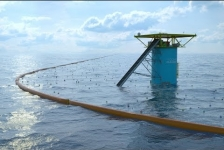Test The Ocean Cleanup in Noordzee kan doorgaan