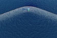 Test van The Ocean Cleanup op Noordzee van start