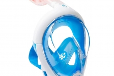 Snorkeling mask test: Tribord Easybreath