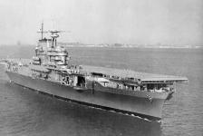 Wrak van vliegdekschip uit WOII gevonden