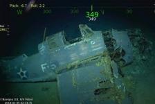 Vliegdekschip uit WWII gevonden