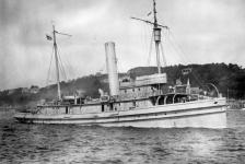 Sleepboot Amerikaanse marine na eeuw teruggevonden