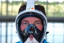 Test snorkelmaskers: Ocean Reef Uno