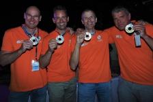 WK 2019 – Zilver en brons voor Nederland