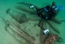 400 jaar oud wrak gevonden bij Portugal