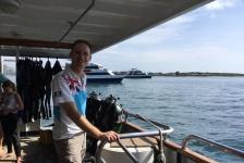 Daniël Versteeg – Galapagos! Het begin van een waanzinnig avontuur