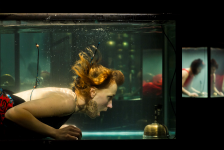 Opera onder water in Rotterdam