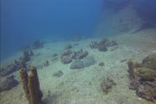 Leendert Oosse- het wrak van de Antilla