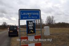 Jackie Oomen – Lauwersoog 19-2-2012