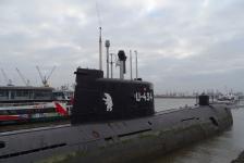 Ferry Stam – Sovjet onderzeeër: de U-434 in Hamburg