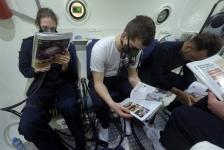 Wetenschappelijk onderzoek: zuurstofschade aan de longen bij hyperbare zuurstofbehandelingen