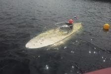 Cas Renooij – Duikboottocht in Vinkeveen