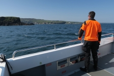 Bas Poelmann – Ghost Fishing verkenningsmissie in Ierland