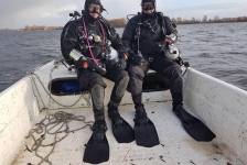 Vincent Dorresteijn – IANTD Deep Diver, Self Sufficient Diver en Teklite