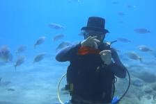 Jan Sturre – De diepste goochelshow in volle zee
